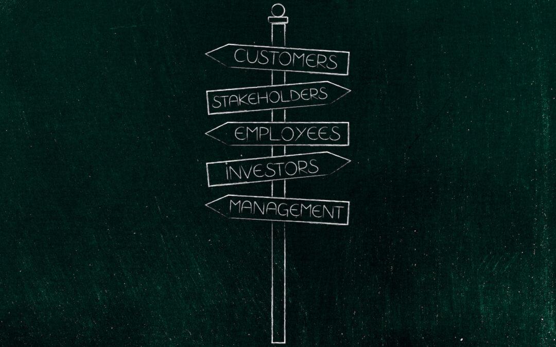 Stakeholder Capitalism & Shareholder Engagement
