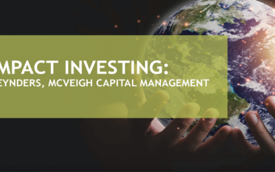 Impact Investing at Reynders, McVeigh Capital Partners